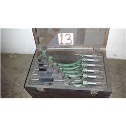 """Micrometer Set 0-6"""""""