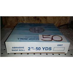 """Econo Roll 2"""" x 50yds Gr. 240"""