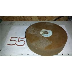 "Satidur 8"" Diam x 2"" Thick Unmounted Buffing Wheel 1/2"" Arbor Hole"