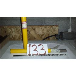 """Guhring Step-Drill .214"""" to .245"""""""
