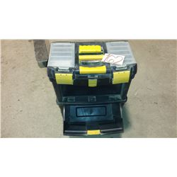 Olympia Plastic Roller Tool Box