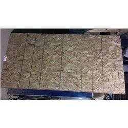 "Aspanithe Wood sheet 4' x 8' x 1/2"""