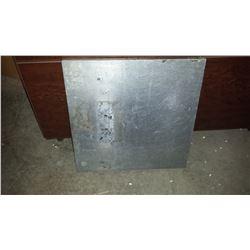 """Aluminum Plate 16"""" x 16"""" x 3/4"""""""