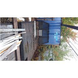 Truck Loading platform 15'x 9'