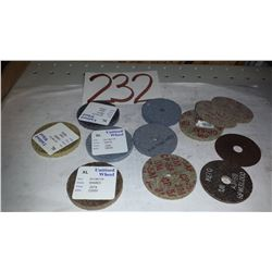 """Lot of 2"""" Grinding/Cutting Disc"""