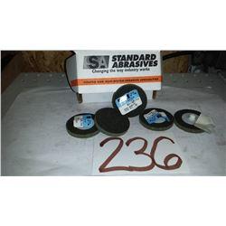 "Standard Abrasives Quick Change Unitized Disc 2"" x 1/4"""