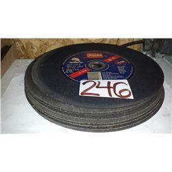 "Cut-Off Disc 12"" Steel/ Aluminum"