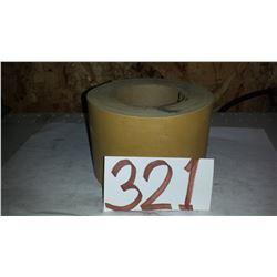 "3M Rolls of Gold Sanding Paper 3""5/8 Gr.P180"