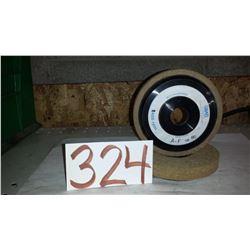 "AbraWorld Scotch-Brite Deburr/Finish Wheel 4""1/2 Gr.180"