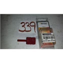 KutZall Cylinder Bonded Carbide Teeth Burr