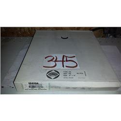 """KETO Sanding Paper(50) 9"""" x 11"""" Gr.150"""