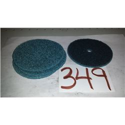 """Velcro Buffing Disc 4""""1/2"""