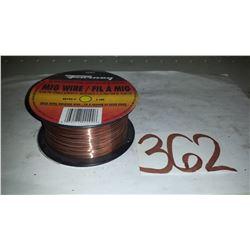 Forney 0.035 Dia E70S-6 Mild Steel MIG Wire 2 lb. Spool