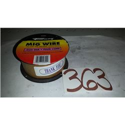 Forney 42302 Flux Core Mig Wire 2lbs.