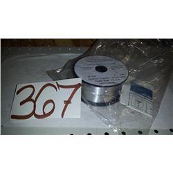 Linde 4043 Aluminum Mig Wire 1lb.