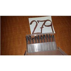"""Box of Carbide Burr shank 1/8"""""""