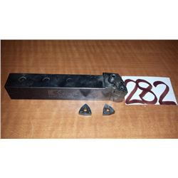 Kennametal MWLNL-164D Holder with Inserts WNMG-431
