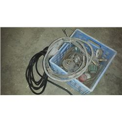 Box of Welding equipment