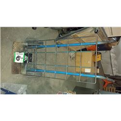 Hand Truck with spare Inner Tube