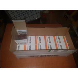 "Standard Abrasives Box (50) of Quick Change Scotch-Brite TS Buff & Blend 3/4"""