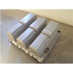 (3) ABB Rectifier, M/N: 3HAB8101-8/11A