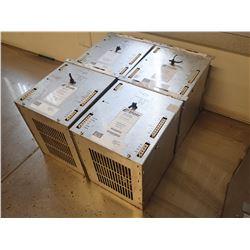 (4) ABB Power Supply Units, M/N: 3HAB-5845-1/2