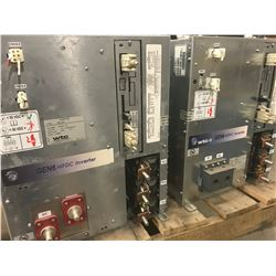 (2) WTC 902-1201 GEN6 MFDC Inverter