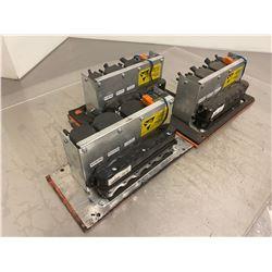 (3) ABB Robotics 3HAB 2213-1/3 DSQC 313 Serial Measurement Board 6 Axis