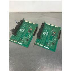 (2) NACHI L8810P03 CIRCUIT BOARD