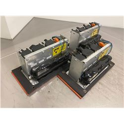 (3) ABB Robotics 3HAB 4259-1/9 Serial Measurement Board 6 Axis
