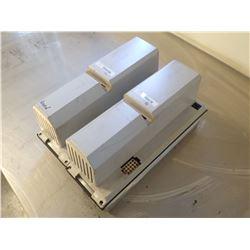 (2) ABB Rectifier, M/N: 3HAB8101-8/11A