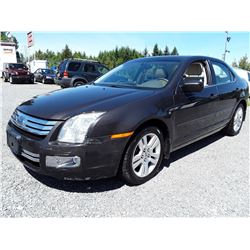 D2 --  2006 FORD FUSION SEL , Brown , 211775  KM's