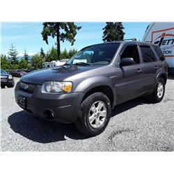I4 --  2003 FORD ESCAPE XLT , Green , 216034  KM's