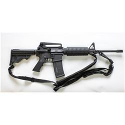 """DPMS A-15 .223 cal. SN F264837 semi auto rifle 18"""" barrel with collapsible stock and 30 round magazi"""