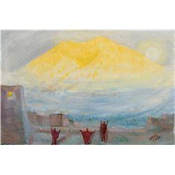 Dorothy Eugenie Brett   The Golden Mountain