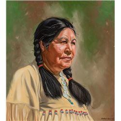 Henry C. Balink | Tesuque Woman