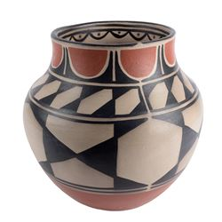 Robert Tenorio | Santo Domingo Polychrome Storage Jar