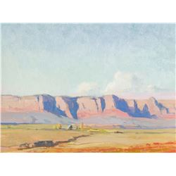 G. Russell Case | Along the Vermilion Cliffs
