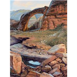 Roy Swenson | Rainbow Bridge, Lake Powell