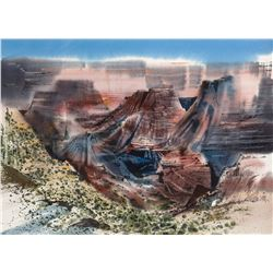 Laurence Philip Sisson | Grand Canyon View