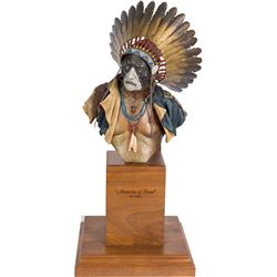 Dave McGary   Memories of Honor, Bust
