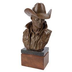 Greg Kelsey | Cowboy Bust