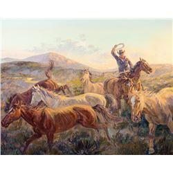 Joe Beeler | Workin' the Herd