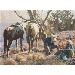 Oleg Stavrowsky | A Good Cowboy Day