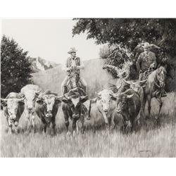 Robert Lietz | Trailing the Herd