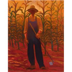 Gary Ernest Smith   Scarecrow