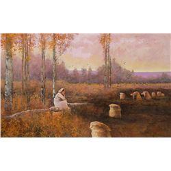 Douglas Ricks   Potato Harvester