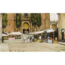 Morris Rippel   Market in San Miguel