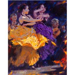 Clement Kwan   Flamenco Dancers