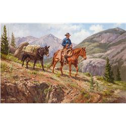 Dwayne Brech   Down Razorback Ridge